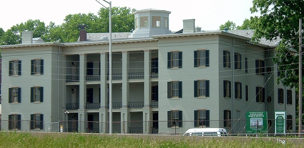 U.S. Marine Hospital, Louisville, Kentucky
