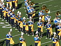 UCLA Band performing at halftime at UCLA at Cal 10-25-08 5.JPG