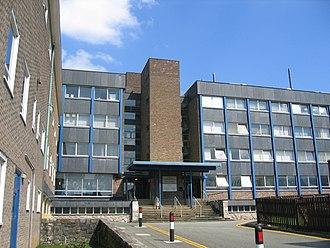 Bangor University - Bangor University, School of Electronic Engineering and Computer Science