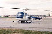 UH-13J angle view