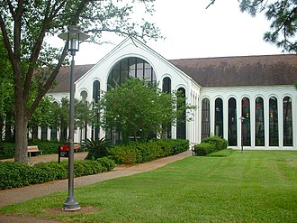 Andrew Davis Bruce - The A.D. Bruce Religion Center at the University of Houston was named after the former President