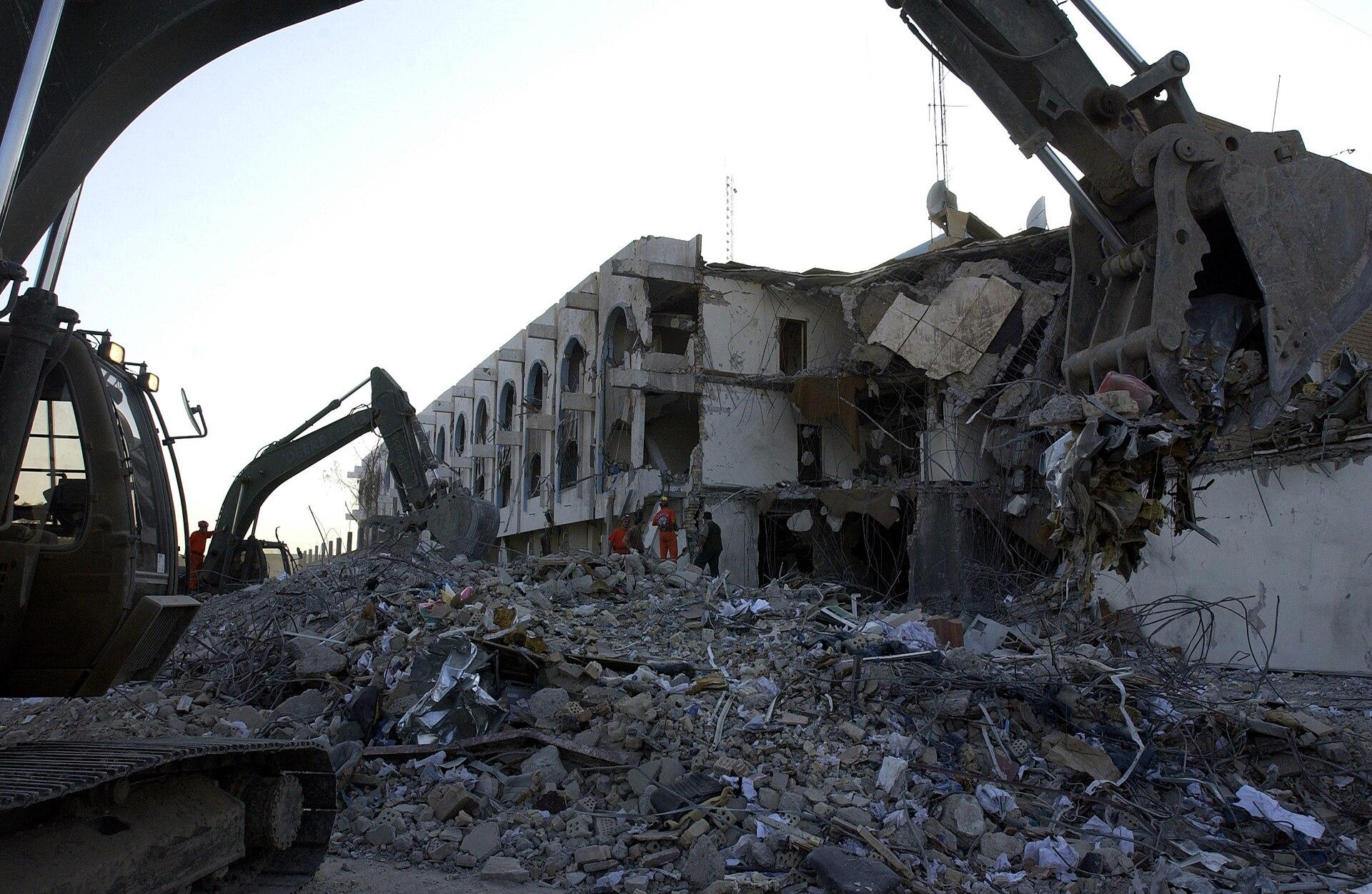 Human rights in post-invasion Iraq - Wikipedia