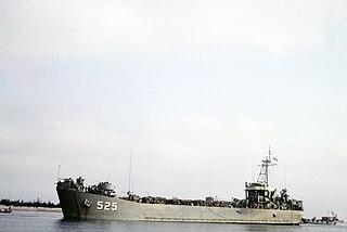 USS <i>Caroline County</i> (LST-525)
