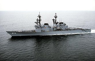 USS Caron - USS Caron (DD-970)