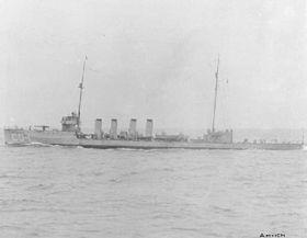 卡森号驱逐舰 (DD-43)