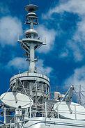 USS Chosin (CG-65) Radar