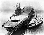 USS Enterprise (CV-6) anchored off Puget Sound Navy Yard in June 1945.jpg