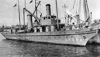 USS <i>Halcyon II</i> (SP-582)
