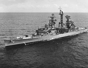 USS Little Rock (CLG-4) underway c Nov 1960.jpg
