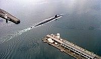 USS Ohio (SSBN-726) at Hood Canal Bridge.jpg