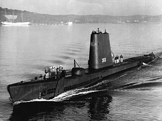 USS <i>Sablefish</i> (SS-303)