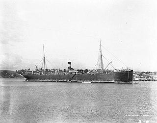 USS <i>Ajax</i> (AG-15)