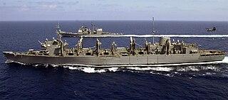 USS <i>Seattle</i> (AOE-3) Sacramento-class fast combat support ship