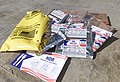 US Navy 011003-N-1110A-503 Human Daily Rations (HDR's) dropped in Afghanistan.jpg