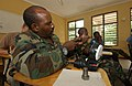 US Navy 040108-N-3236B-002 A member assigned to Kenyan Consolidated Dive Unit (CDU) receives training.jpg