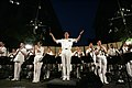 US Navy 050614-N-6157F-007 Capt. Ralph Gambone, directs the final notes of a concert at the Navy Memorial.jpg