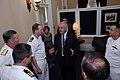US Navy 090915-N-6220J-004 Nevada Gov. Jim Gibbons meets with Navy officers in his office during Reno Navy Week.jpg