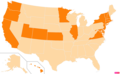 US states by percentage BAs.png