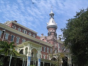 University of Tampa - Plant Hall