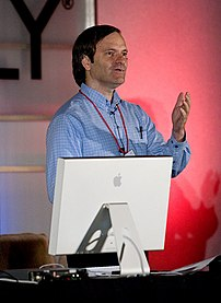 Udi Manber at the 2005 Where 2.0 Conference.