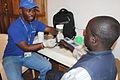 Un ex-combattant FDLR se fait volontairement dépister au VIH SIDA (20935808052).jpg