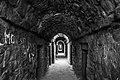Underground passage of Tuglaqabad fort.jpg