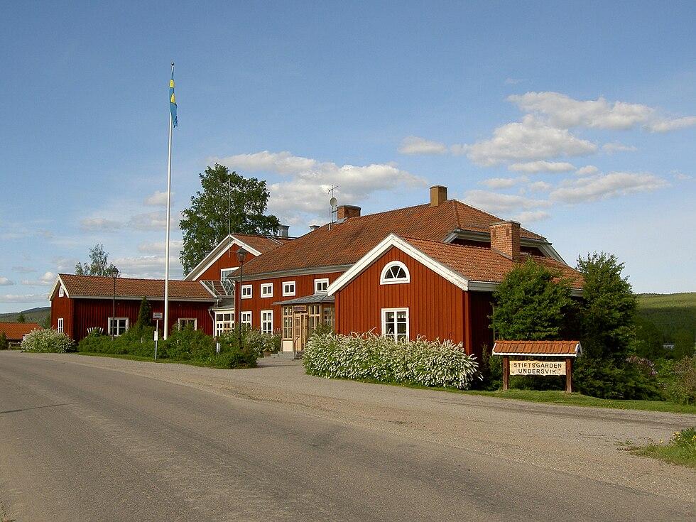 Undersvik, Cel. Lind, Sept. 1958 - Lnsmuseet Gvleborg