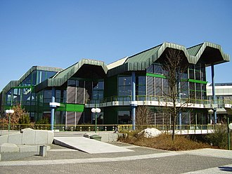 University of Trier - Library