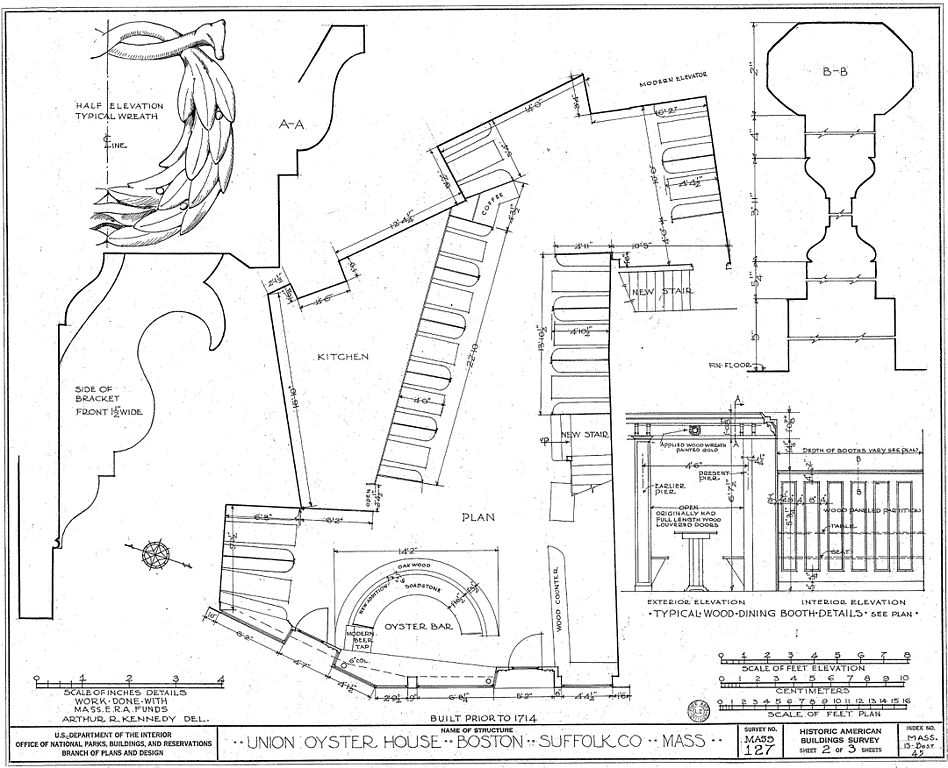 Number The Stars Plot Diagram: Union Oyster House - Floor Plan.jpg - Wikimedia Commons,Chart