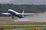 United Airlines Boeing 767-322-ER N654UA (21661237632).jpg