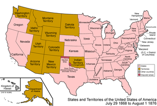 Organized incorporated territories of the United States United States territory with organized government and to which full constitutional rights are extended