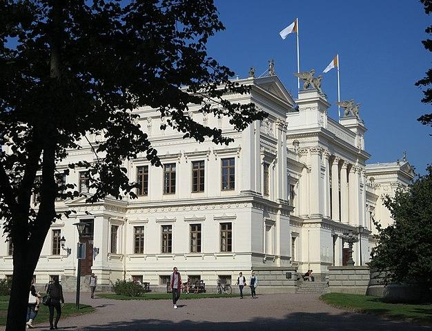 Lunds universitet. Vem betalar för forskningen här?