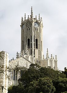 University of Auckland Clock Tower.jpg