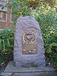 University of Washington International Brigade Monument