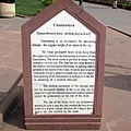 Unnatamsa yanta description in english at Jantar mantar Jaipur India.jpg