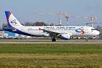 Ural Airlines, VP-BMW, Airbus A320-214 (21365622235) (3).jpg