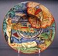 Urbino o pesaro, tondino con perseo, medusa e andromeda, 1533.JPG
