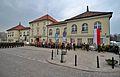 Uroczystości akcja pod Arsenałem 26 marca 2015.JPG