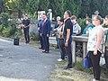 Uroczystości upamiętniające powstanie warszawskie na Cmentarzu Centralnym w Sanoku (2020-08-01)f.jpg