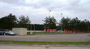FK Utenis Utena - Utenis stadium