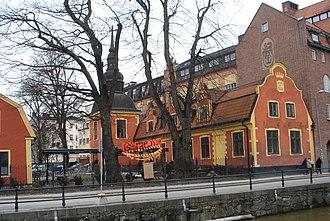 Västgöta nation - Image: Västgöta nation 1