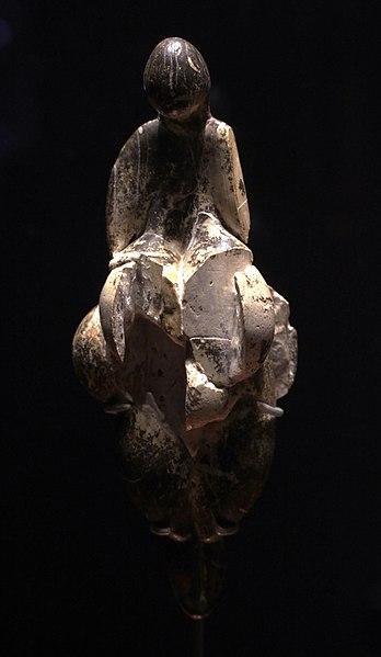File:Vénus de Lespugue Gravettien Musée de l'Homme 04022018 1.jpg
