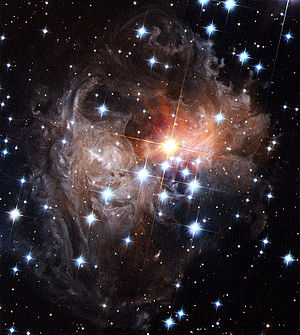 V838 Monocerotis light echo (HST, September 2006).jpg