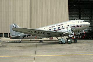 1948 Australian National Airways DC-3 crash