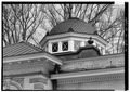 VIEW OF CUPOLA, LOOKING NORTHEAST - Carnegie Free Library, 300 East South Street, Union, Union County, SC HABS SC,44-UNI,1-10.tif