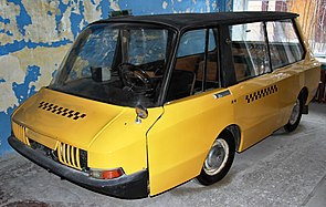 VNIITE-PT taxi prototype of the Soviet Union.jpg