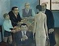 V NEDĚLI DOPOLEDNE, 1966 - 70, olej na plátně, 116 x 146 cm.jpg