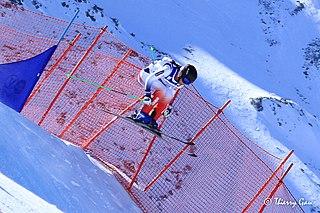 Marielle Berger Sabbatel French freestyle skier