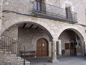 Valbona, Aragon - Image: Valbona 01