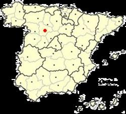valladolid mapa espanha Valladolid   Wikipedia valladolid mapa espanha